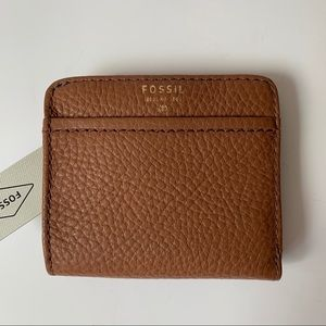 Fossil TESSA Bifold Leather Wallet